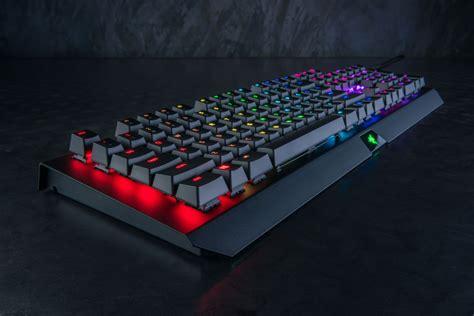 Keyboard Mechanical Black Widow Razer razer blackwidow x chroma mechanical keyboard
