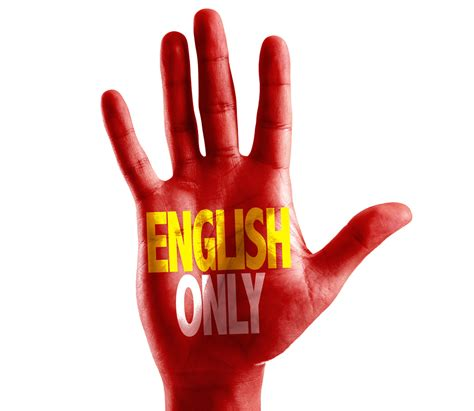 Think Carefully Before Imposing English Only Rules in The