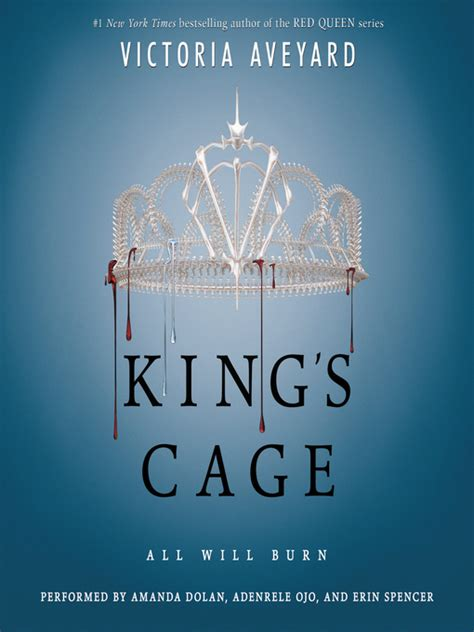kings cage red queen 1409150763 king s cage downloadable audiobook surrey libraries bibliocommons
