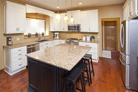 apple valley kitchen cabinets real home feature elegant cream black kitchen remodel