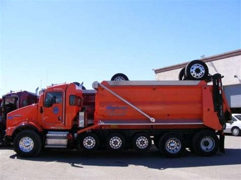 kenworth super truck kenworth t800 super 18 dump trucks move the earth