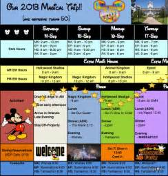disney itinerary template best photos of disney itinerary spreadsheet disney world