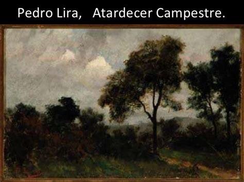 imagenes realistas con nombre del autor el paisaje natural en la pintura chilena