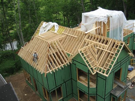 a frame roof roof framing smalltowndjs com