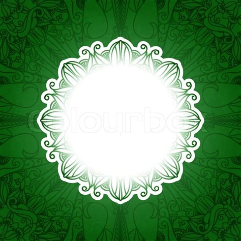 background design book green vintage floral banner vector grass background with
