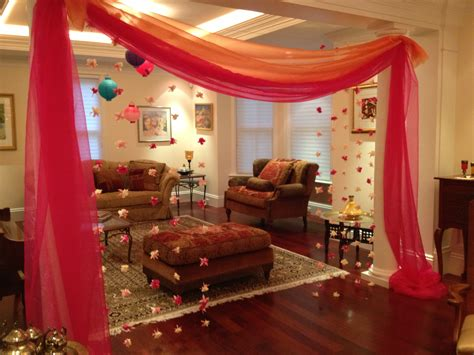 engagement decoration at home decorations for my sister s moroccan bridal shower henna