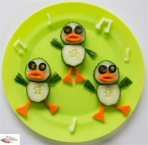 food crafts ideas ducks food crafts food