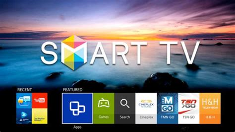 best tv software list of all the apps on samsung smart tv