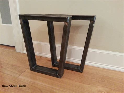 how to put legs on a bench trapezoid metal bench leg steel bench legs