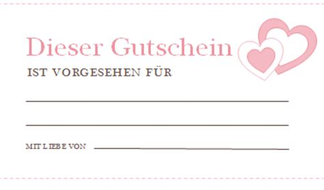 Vorlage Word Gutschein Gutschein Vorlage Word Giga