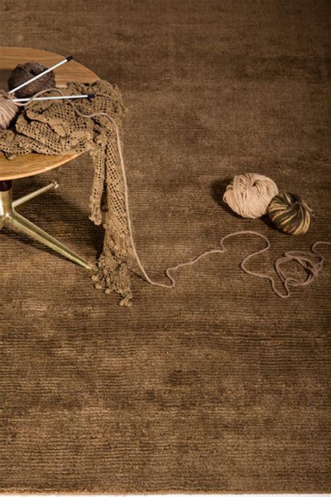 atipico tappeti tappeto rettangolare in juta knottie collezione around by