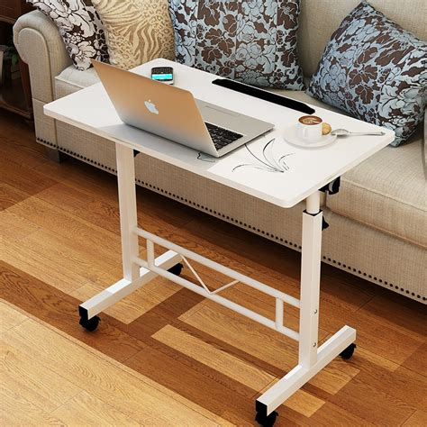 Portable Standing Laptop Desk by Multifunctional Portable Lifting Laptop Table Simple