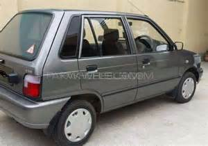 Price Suzuki Mehran Suzuki Mehran Vxr Ii 2016 For Sale In Rawalpindi