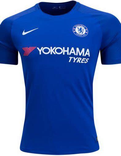 Produk Baru Jersey Bola Chelsea Home 2017 2018 Grade Ori jual jersey chelsea home 2016 2017 terbaru rumah jersey