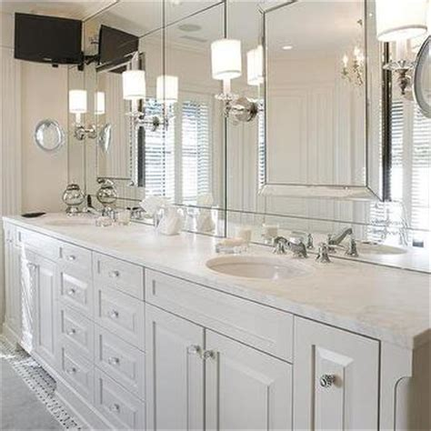 Bathroom Tv Ideas by Beveled Mirrors Design Ideas