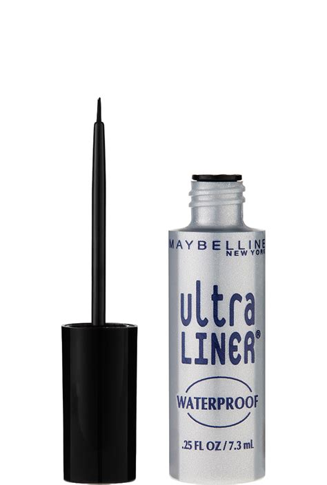 Maybelline Eyeliner ultra liner waterproof liquid eyeliner eye makeup