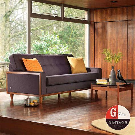 g plan vintage 59 sofa g plan vintage the fifty nine range vale furnishers
