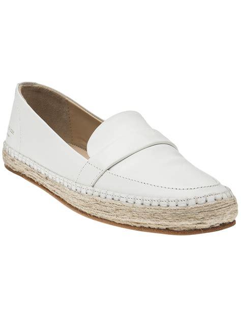 rag bone loafers rag bone loafer in white lyst
