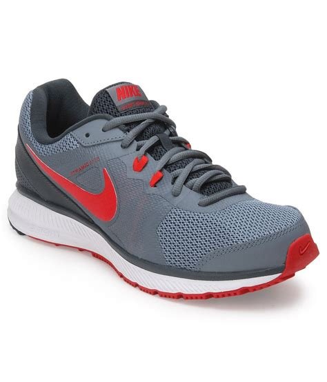 nike zoom winflo gray sport shoes price in india buy nike