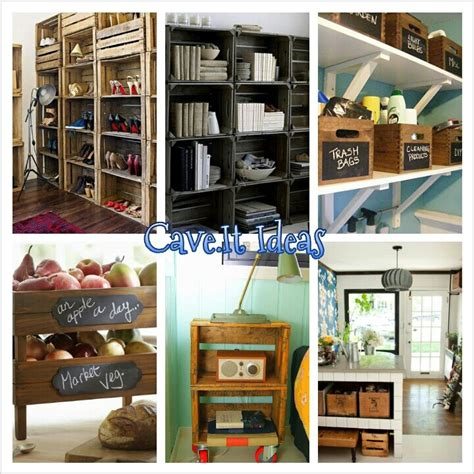 organizing home home organizing cave it ideas pinterest