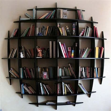 unique book shelves unique bookshelf ideas to enhance the of ur house godfather style