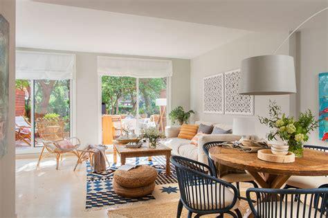 mesas para salones salones con comedor buenas ideas para compartir espacio