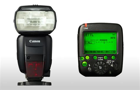 canon system how canon s flash system operates with eos cameras