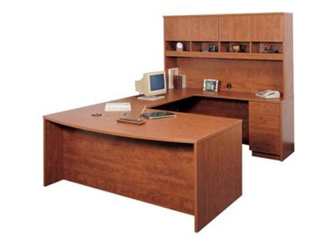 Executive Right U Shaped Office Desk Mdr 72110r Office Desks Executive U Shaped Desk