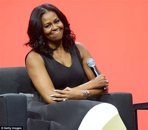 michelle obama on the view chris rock felt stupid after chatting with michelle obama
