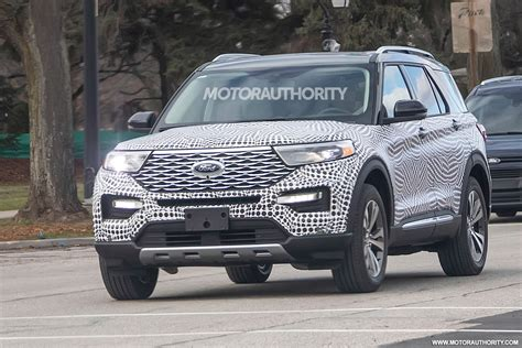 Ford Usa Explorer 2020 by 2020 Ford Explorer And