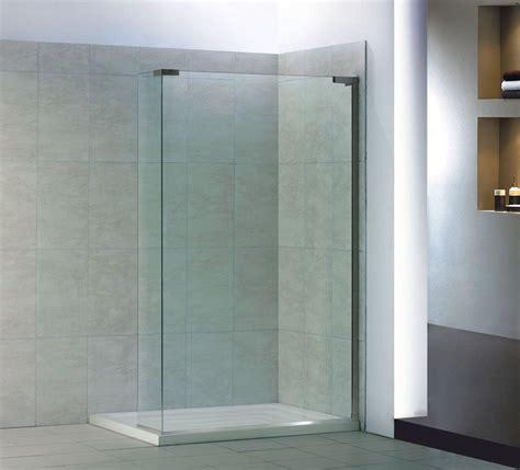 Dusche Mit Glaswand walk in dusche wf12 2 8mm glaswand 90x120x200 duschwand