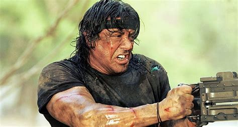 Sylvester Stallone In Rambo 4 by Rambo 5 Officially On The Way With Sylvester Stallone