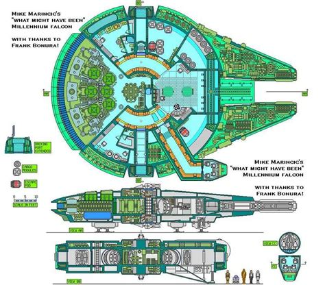 Millennium Falcon Floor Plan by Pin By Timothy Artus On Wars I Knew