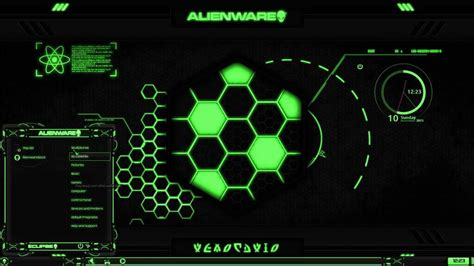 eclipse theme green alienware 174 eclipse green premium theme for windows 174 se7en