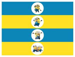 Minion Baby Shower Theme - minion cut outs printable apps directories