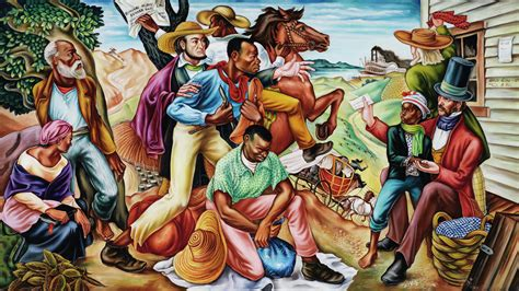 christmas representing leading artists who produce with powerful murals hale woodruff paved the way for