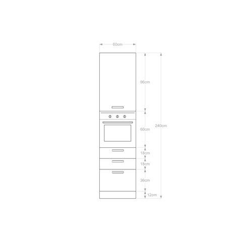 forno per cucina componibile cln060h colonna forno per cucina componibile arredaclick