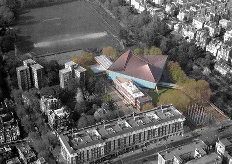 design museum london cost commonwealth institute london building e architect