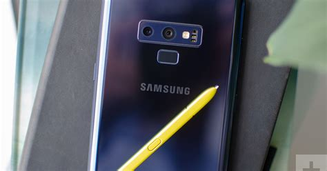 Samsung Galaxy S10 S Pen by Everything You Can Do With The Galaxy Note 9 S S Pen Digital Trends