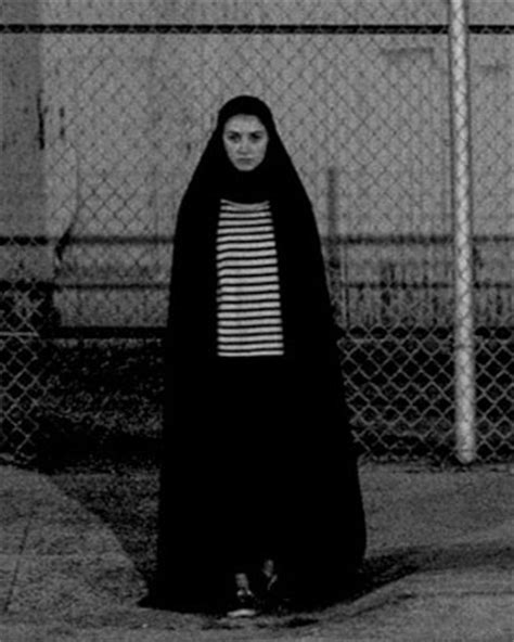 Trailer for the Vampire Western A GIRL WALKS HOME ALONE AT