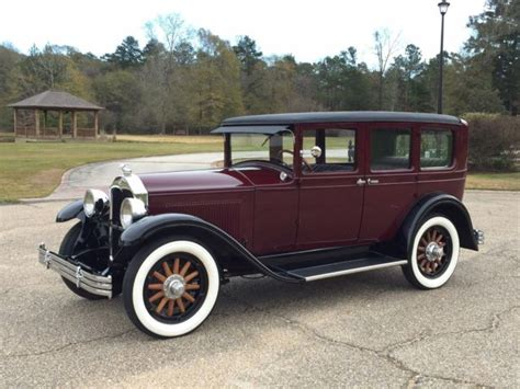1928 Buick Sedan 1928 Buick Model 47 For Sale Photos Technical