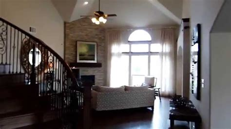 Model Homes Interior First Texas Homes In Prestwyck Mckinney Tx Youtube