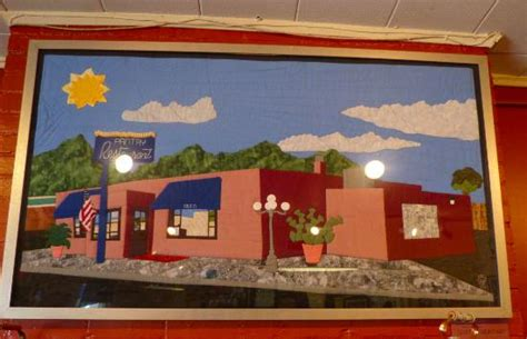 Pantry Restaurant Santa Fe by Quilt Of The Restaurant A Family With Pride Picture Of