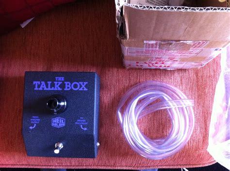 Dunlop Ht1 Heil Talk Box photo dunlop ht1 heil talkbox dunlop ht1 heil talkbox