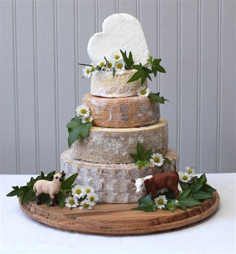 Wedding Cakes Made Of Cheese by These Wedding Cakes Are What Cheese Dreams Are Made Of
