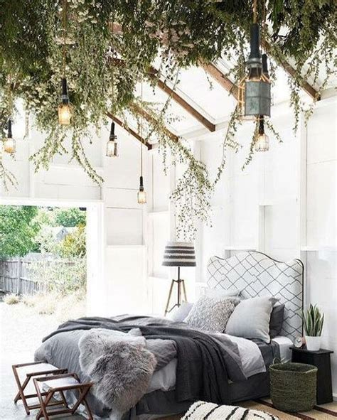 Natural Bedroom | a gorgeous natural bedroom style daily dream decor