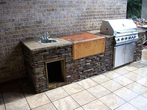 Brick Outdoor Kitchen Pics - masonry gallery outdoor kitchens