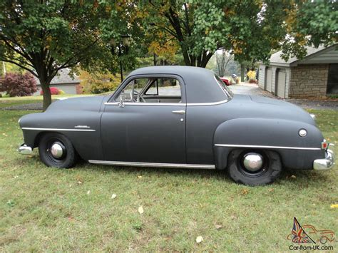 1951 plymouth coupe 1951 plymouth concord 3 window coupe scta custom rat