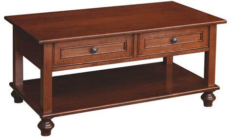 oceanside open coffee table adirondack furniture