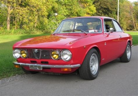 1973 Alfa Romeo Gtv by Seller 1973 Alfa Romeo Gtv Bring A Trailer
